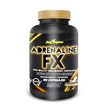 Adrenaline Fx  contribuye a la pérdida de peso.