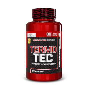 Termotec (Termotec Series) ayuda a disminuir la grasa corporal.