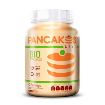 PANCAKES BIO - Pancakes Diet - Con ingredientes ecológicos