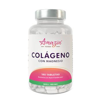 COLÁGENO CON MAGNESIO - AMAZIN' FOODS - 100% natural