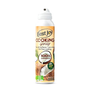 Spray para cocinar 100 aceite de coco best joy for Aceite de coco para cocinar