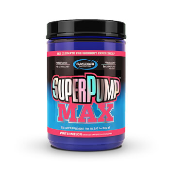 Superpump Max aumenta tu rendimiento.