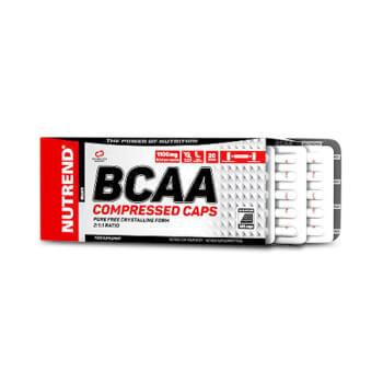 BCAA Compressed está formulada con una cantidad adecuada de aminoácidos ramificados.