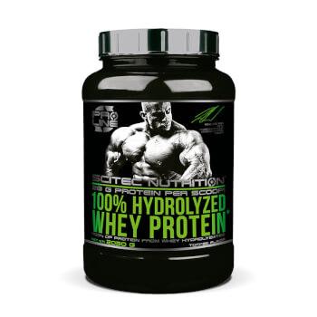 100% hydrolyzed whey protein es una fórmula a base de proteína hidrolizada para el desarrollo mu