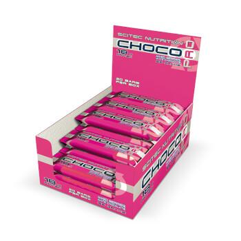 Choco pro son unas barritas proteicas con delicioso sabor a chocolate