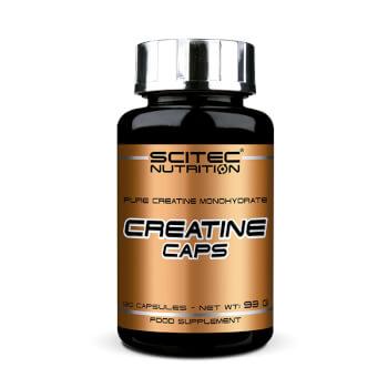 Creatina ayuda a aumentar la fuerza y la masa muscular.