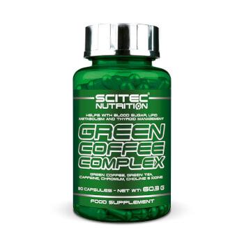 Green Coffee Complex ayuda a evitar la formación de nuevas grasas.