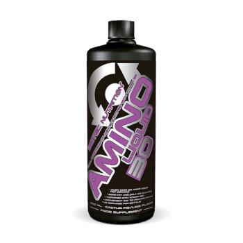 Amino Liquid 30 favorece el desarrollo y crecimiento muscular, así como la recuperación.