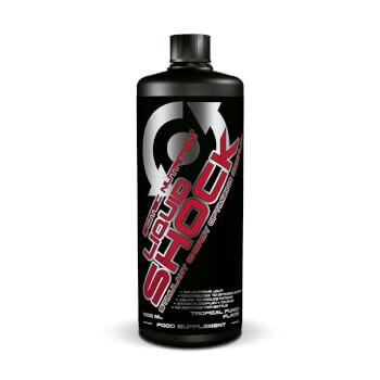 Liquid Shock es una bebida energética indicada para mejorar el rendimiento deportivo.