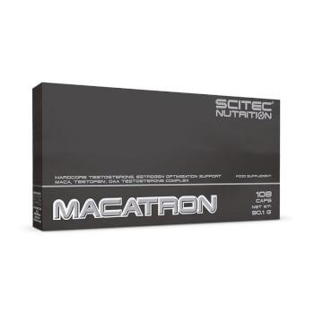 Macatron es un complejo prohormonal.