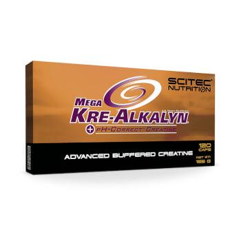 Mega kre-Alkalyn contribuye a mejorar el rendimiento físico.