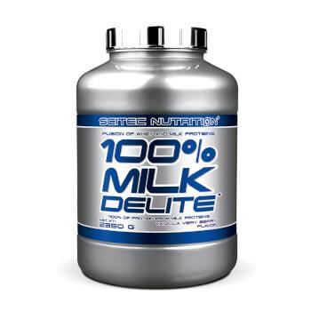100% Milk Delite es una fusión de proteínas.