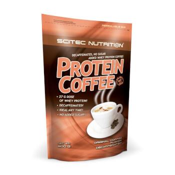 Proteina Coffee aporta un extra de proteínas y de energía.