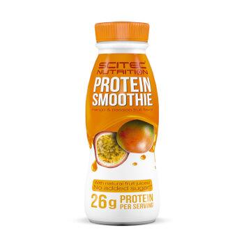 Protein Smoothie es una deliciosa proteína baja en grasas con zumo de frutas.