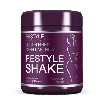 Restyle Shake 450g, fórmula indicada para perder peso.