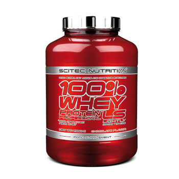 100% Whey Protein Professional LS favorece la recuperación después de los entrenamientos.