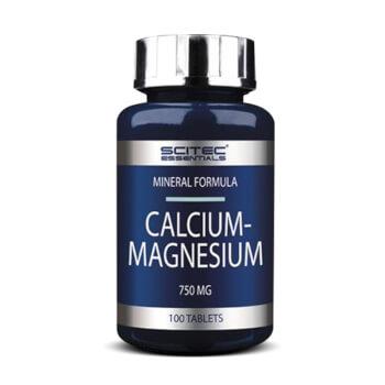 Calcium Magnesium es una fórmula mineral a base de calcio y magnesio en ratio 2:1.