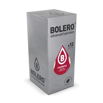 Bolero Arándano Rojo con Stevia es una deliciosa bebida baja en calorías.