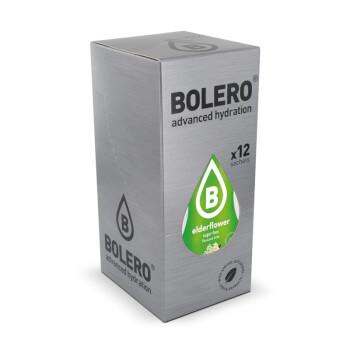 Bolero Flor de Saúco con Stevia  es una deliciosa bebida baja en calorías.