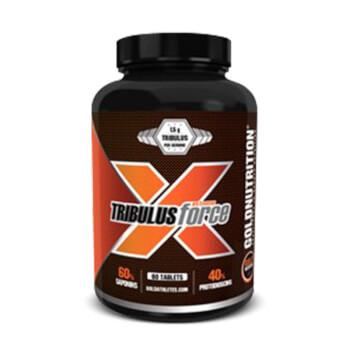 Tribulus Extreme Force es un suplemento con tribulus terrestris para aumentar los niveles de tes