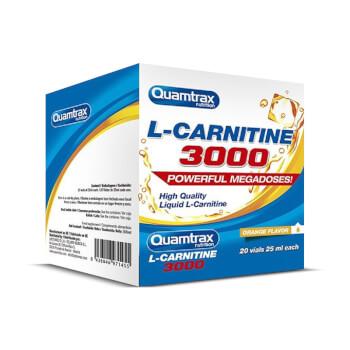 L-Carnitina 3000 optimiza la pérdida de peso.
