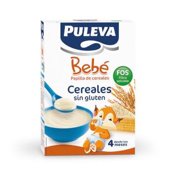 Papillas desde 4 meses - Cereales sin gluten bebe 3 meses ...
