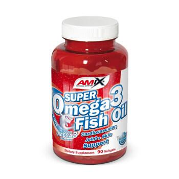 Super Omega-3 Fish oil - AMIX NUTRITIONS