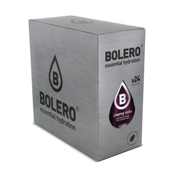 Combina cereza y cola en esta bebida sin azúcar y baja en calorías de Bolero