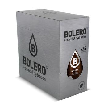 Las mejores propiedades del coco en una bebida baja en calorías de Bolero