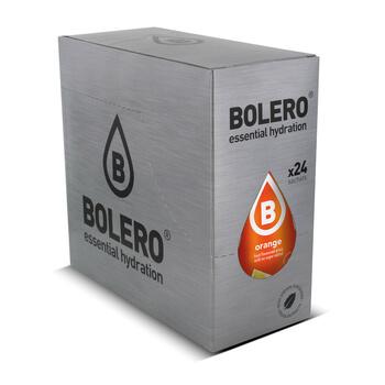 Bolero Naranja con Stevia es una deliciosa bebida baja en calorías.