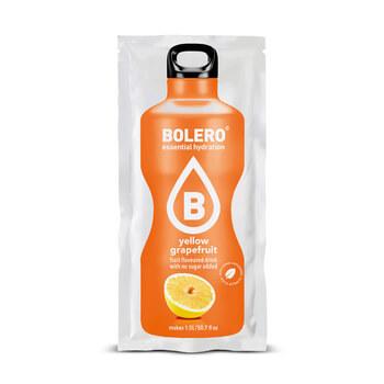 Bolero Pomelo Amarillo con Stevia es una deliciosa bebida baja en calorías.