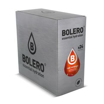 La bebida baja en calorías de naranja roja de Bolero solo aporta 1,63kcal por cada 100ml