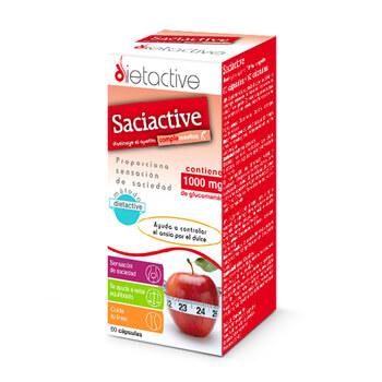 SACIACTIVE 60 Caps - DIETACTIVE