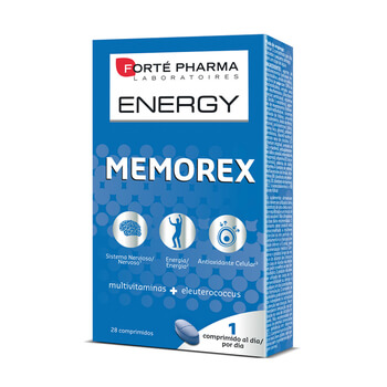 ENERGY MEMOREX 28 Tabs - FORTE PHARMA