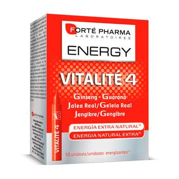 ENERGY VITALITE 4 - 10 x 10ml - FORTE PHARMA