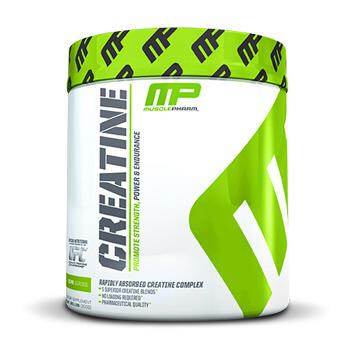 La Creatina de Muscle Pharm aumenta tu rendimiento.