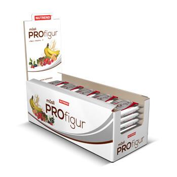 Müsli Profigur es una barrita elaborada con frutas y cereales.