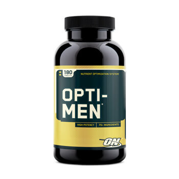 OPTI-MEN 180 Tabs - OPTIMUM NUTRITION