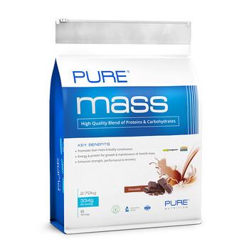 PURE MASS 2,72Kg - PURE NUTRITION