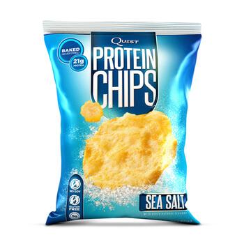 Descubre las patatas proteicas Quest Protein Chips