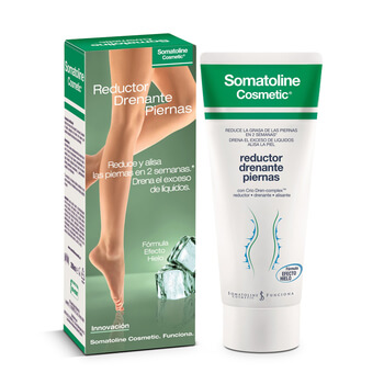 Somatoline Cosmetic, reductor piernas 200ml por solo 29,99€
