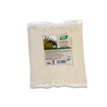 Harina de avena bio 250g santiveri - Cocinar harina de avena ...