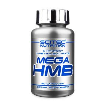 Mega HMB para aumentar la fuerza.
