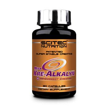 Mega Kre-Alcalyn te ayuda a aumentar el rendimiento deportivo
