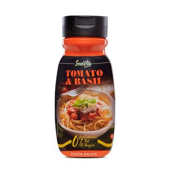 Salsa de tomate y albahaca Servivita baja en calorías