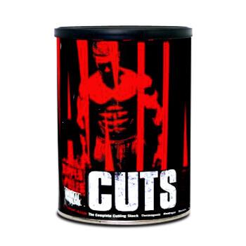Animal Cuts es el termogénico más flipante del mercado. ¡Saca el animal que llevas dentro con Un