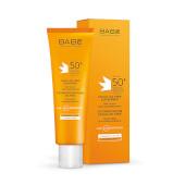 Fotoprotector Facial Oil-Free SPF 50+ Tacto Seco es una crema solar que protege tu piel