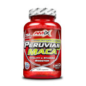 Peruvian Maca 120 Caps - AMIX NUTRITION
