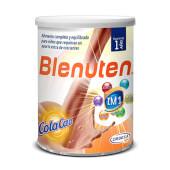 Blenuten Cola Cao es un alimento completo para aportar un extra de nutrientes a los niños.