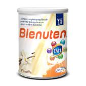 Blenuten Vainilla es un alimento completo para aportar un extra de nutrientes a los niños.